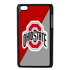 Customized Sport Phone Case Ohio State Buckeyes For Ipod Touch 4 Q5A2113527