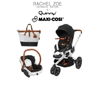 Maxi Cosi And Quinny Baby Stroller - 9
