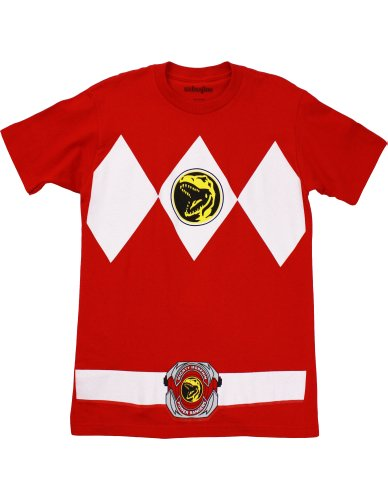 Might (Mmpr Red Ranger Costume)