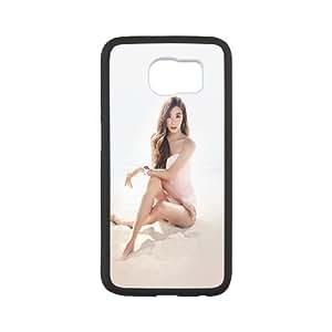 Samsung Galaxy S6 Phone Case Black Hf Kpop Snsd Tiffany Sexy Music Beach DD6V3FJR Batman Cell Phone Case