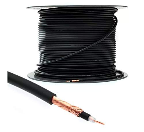 Mogami 2524 INSTRUMENT/GUITAR/FX CABLE BULK UNTERMINATED 20 FOOT LONG CABLE