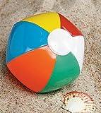 72 Mini BEACH BALLS – Traditional Style SIX PANEL Inflatable 5″ BEACHBALLS/POOL PARTY/LUAU/WEDDING FAVORS/6 DOZEN, Health Care Stuffs