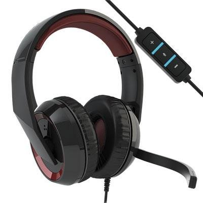 CORSAIR Raptor HS40 7.1 USB Gaming Headset / CA-9011122-NA / (Raptor Gaming Headset)