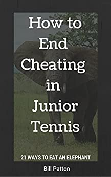 How End Cheating Junior Tennis ebook product image
