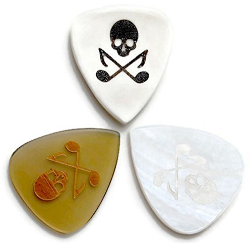 Skull Tones Unique Guitar 3 Pack product image