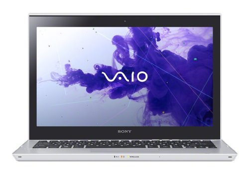 Sony SVT13138CXS 13 3 Inch Touchscreen Ultrabook product image