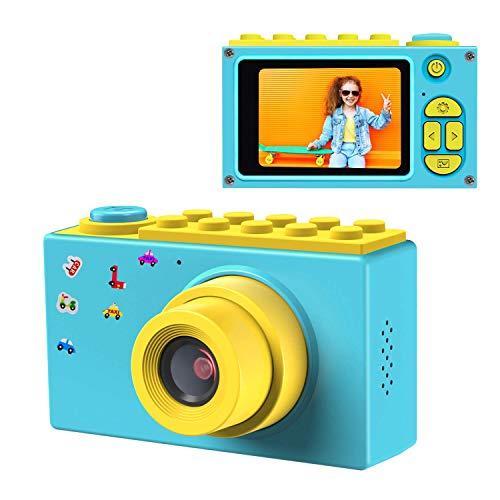 ShinePick Kids Digital Camera, Mini 2 Inch Screen Children
