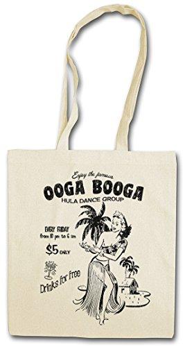 En De Ooga Pochette Courses Cotong Sac Girl Booga Réutilisable Hula 7Wgr768