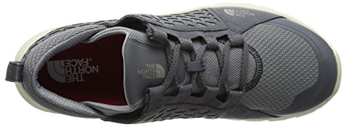 Running Trail Griffin Sneaker Shoes Grey Zinc The Face Mountain Grey North Men's Grey PWYqAX