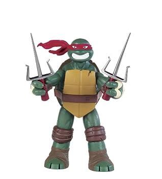Teenage Mutant Ninja Turtles Battle Shell Raphael Action Figure 0