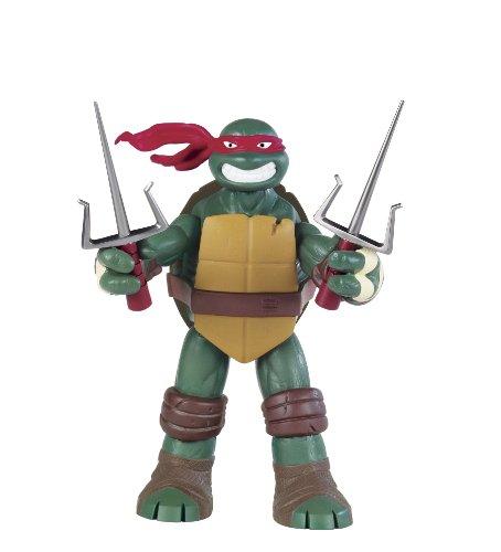 Teenage Mutant Ninja Turtles Battle Shell Raphael Action Figure (Ninja Turtle Sai)