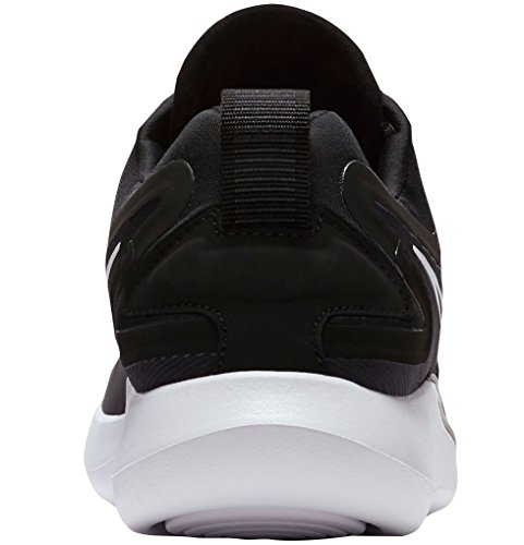 Nike Black GS 001 white black Trail Scarpe Running da Uomo Nero Black Lunarsolo rSzqU1ar