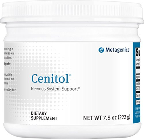 Metagenics Cenitol Powder Nervous Support