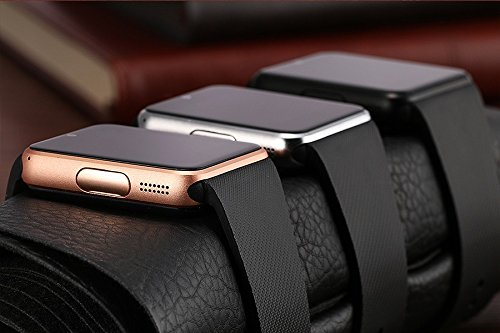 Amazon.com: Smart Watch GT08 Clock Sync Notifier Support Sim Card Bluetooth Connectivity for Apple iphone Android Phone Smartwatch: Cell Phones & ...