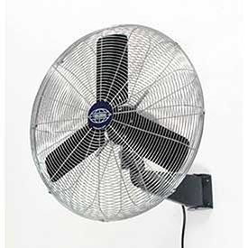Oscillating Wall Mount Fan, 24