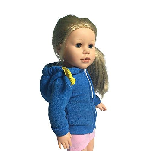 Set Doll Sweatshirts Sweatshirt Dolls product image