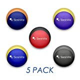 Serenilite Bundle of 5 Relax Series - Optimal Stress Relief - Great for Hand Exercises and Strengthening