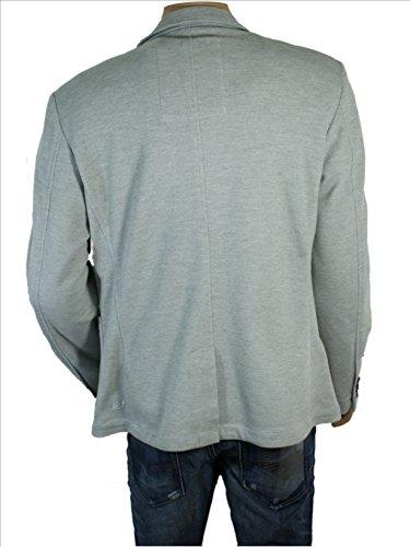 TOM TAILOR - Blazer - Homme gris gris