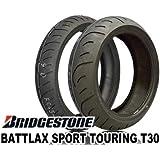 BRIDGESTONE(ブリヂストン) バトラックス スポーツツーリング T30 120/70ZR17(58W) TL&170/60ZR17(72W) TL 817157