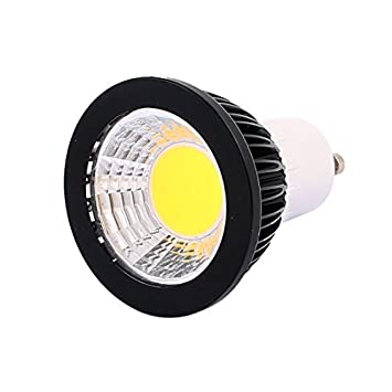 COB eDealMax AC85-265V GU10 3W Power Base Reflector LED Lámpara Bombilla blanca pura - - Amazon.com