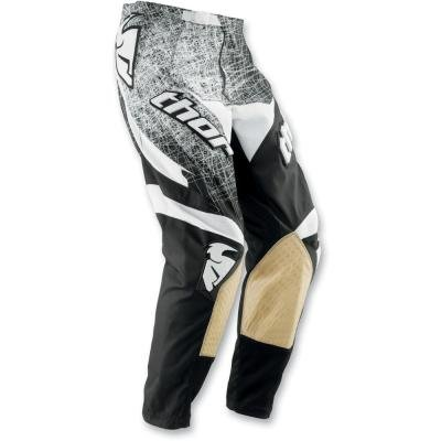 Thor Phase Pants , Color: Black, Size: 28, Style: Scribble 2901-3030 ()