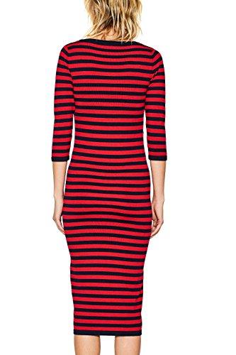 631 Kleid Mehrfarbig ESPRIT Damen Red 2 xT1nXqwp