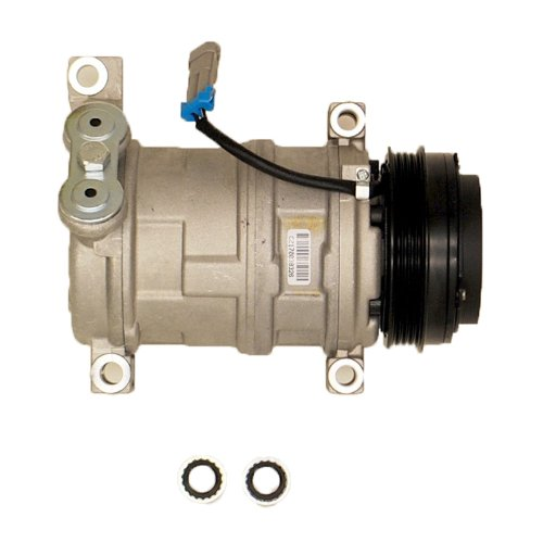 a c and heating cadillac 2000 - 8