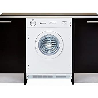 white knight c43aw integrated vented tumble dryer 6kg amazon co uk rh amazon co uk White Knight Cyanide and Happiness Black Knight