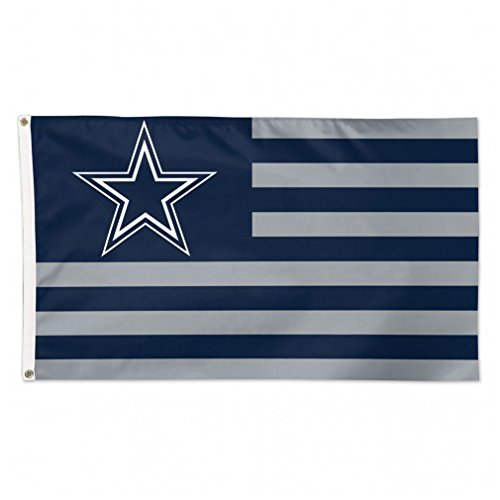 Licensed Dallas Cowboys Star - WinCraft NFL Dallas Cowboys Flag3'x5' Flag, Team Colors, One Size