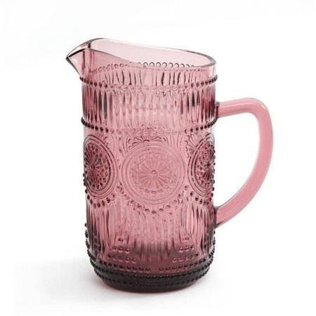 The Pioneer Woman Adeline 1.59-Liter Glass Ice Tea Water Pit