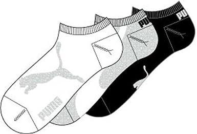 Puma Mens Ring Sneaker Socks