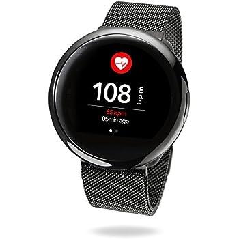 Amazon.com: Onbio Smart Watch, Bluetooth Sport Smart Wrist ...