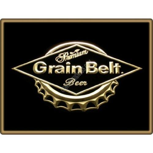 Grain Belt Beer Bar Pub Restaurant Neon Light Sign - Gold