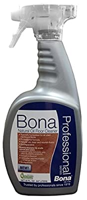 Bona® Professional Series Natural Oil Floor Cleaner - 32oz Spray Bottle