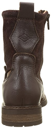 Marron PLDM Dark Femme Classiques Palladium Bottines by Brown Bunlap Mex rwFfY0r8