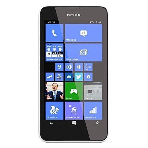 Nokia Lumia 635 8GB Unlocked GSM 4G LTE Windows 8.1 Quad-Core Phone - White