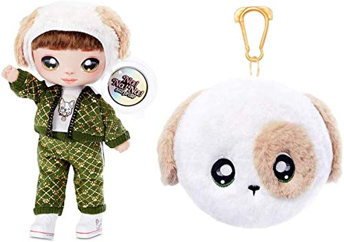 Na Na Na Surprise Doll 2in1, Series 2 – Michael Manchester (Paw)