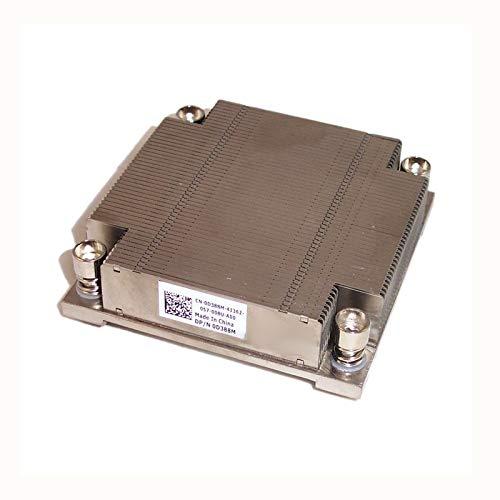 SAUJNN CPU Heat Sink F645J D388M 0F645J 0D388M for POWEREDGE R310 R410 CPU Cooling Heatsink R310 Server CPU Processor Cooling Heatsink