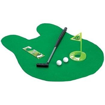 Table Games Potty Golfing - The Golfer's Gag Gift