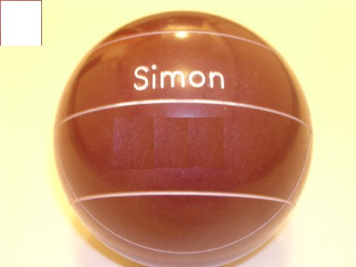 Special - Custom Engraved Bocce Ball Set.