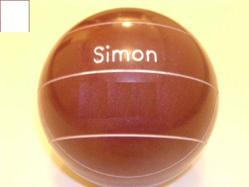 Epco Special - Custom Engraved Bocce Ball Set.