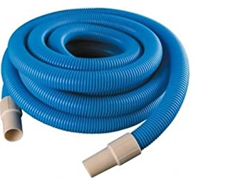 TUBO PARA PISCINA DIÁMETRO: 38 MM, LARGO 12 MT CORRUGATO FER 225274 COLOR AZUL: Amazon.es: Hogar