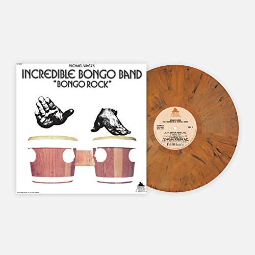 Bongo Rock - Exclusive Club Edition Tortoiseshell Colored Numbered Vinyl LP