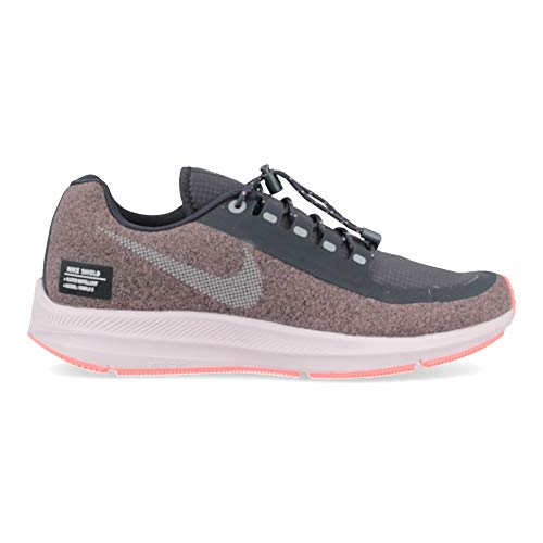 Viola Donna Scarpe W Running Grey particle Silver black 5 smokey Zm mtlc Mauve Shield Nike Da oil Winflo 200 Rose Run 1qzxv