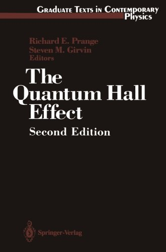 The Quantum Hall Effect (Graduate Texts in Contemporary Physics) ()