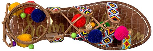outlet locations sale online Sam Edelman Women's lisabeth Sandal Saddle/Multi quality free shipping outlet 96Dv94rSRC