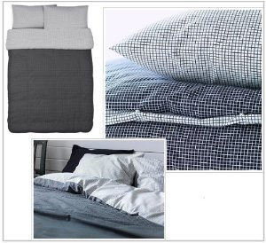 Ikea Ikea 365 Risp Bed Linen 2 Piece Set Reversible Bed Linen 155