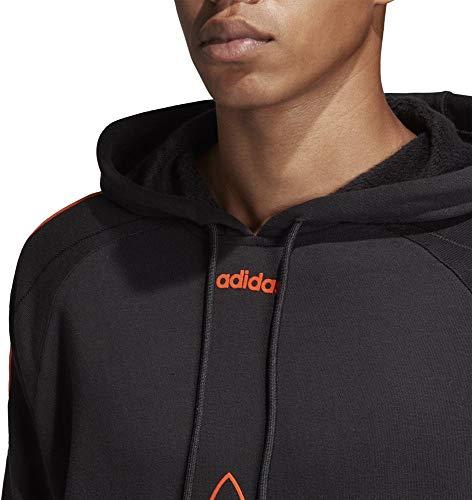 Flock Adidas Black Originals Hoodies Men qtIrwt