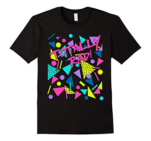 Women's Totally Rad 80s Throwback T-Shirt - 5 Colors - S to XL