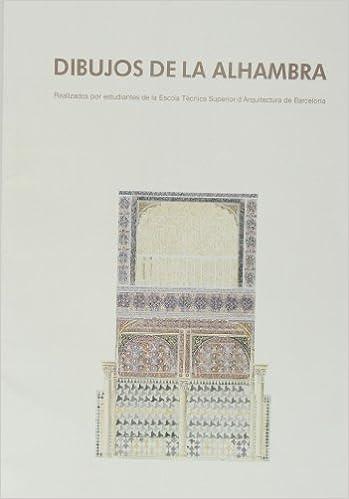 Book Dibujos De La Alhambra